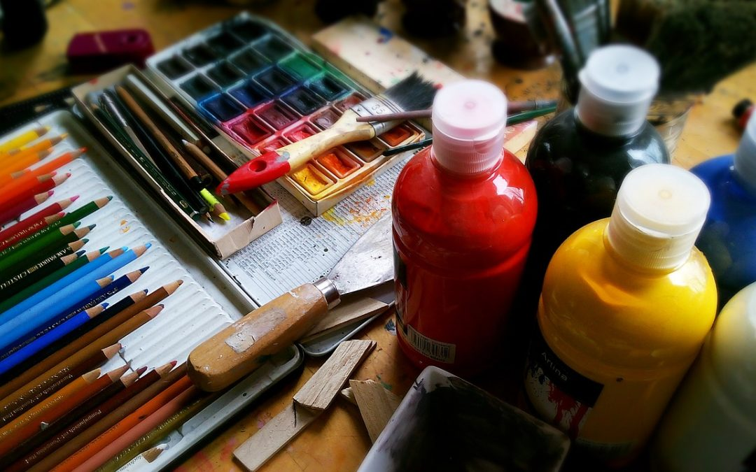 How To Get Started On Your Creative Project When You Haven't Got A Clue What To Do