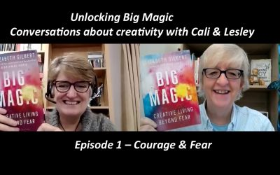 Unlocking Big Magic – Conversations About Creativity