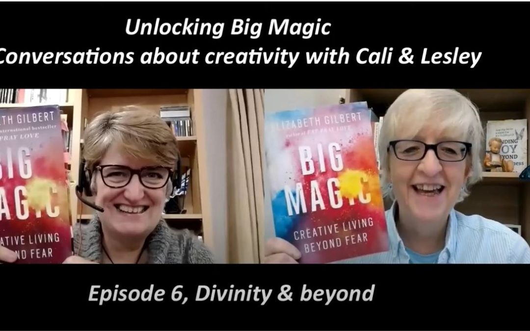 Divinity and Beyond – Our Top Takeaways from Unlocking Big Magic